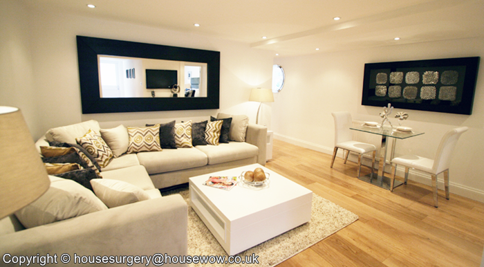 1 bedroom luxury Apartment   Show home makeover house dressing for property  sale. Emma Sturgess Lief Show Homes   HouseWow Gallery 3