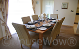 Show home design dining image 1