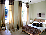 Show home bedroom dressing picture