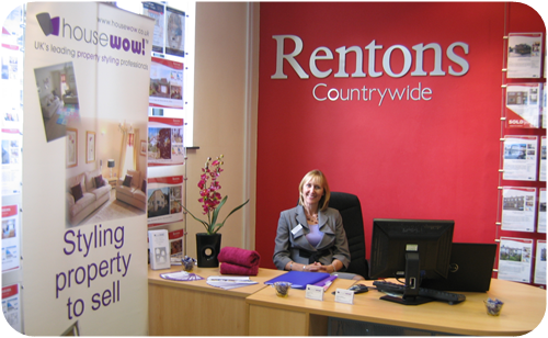 Property Staging to sell Open Day at Rentons Countrywide Bingley Office