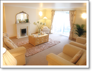 Show home furnished, styled and dressed to sell