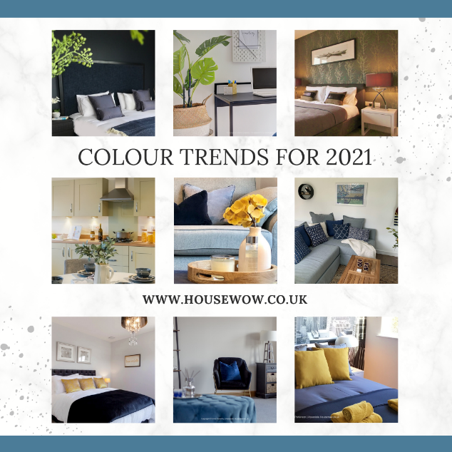 Housewow Colour Trends