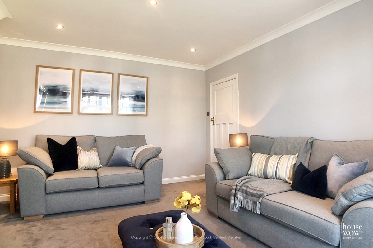 1 home staging lounge Kent