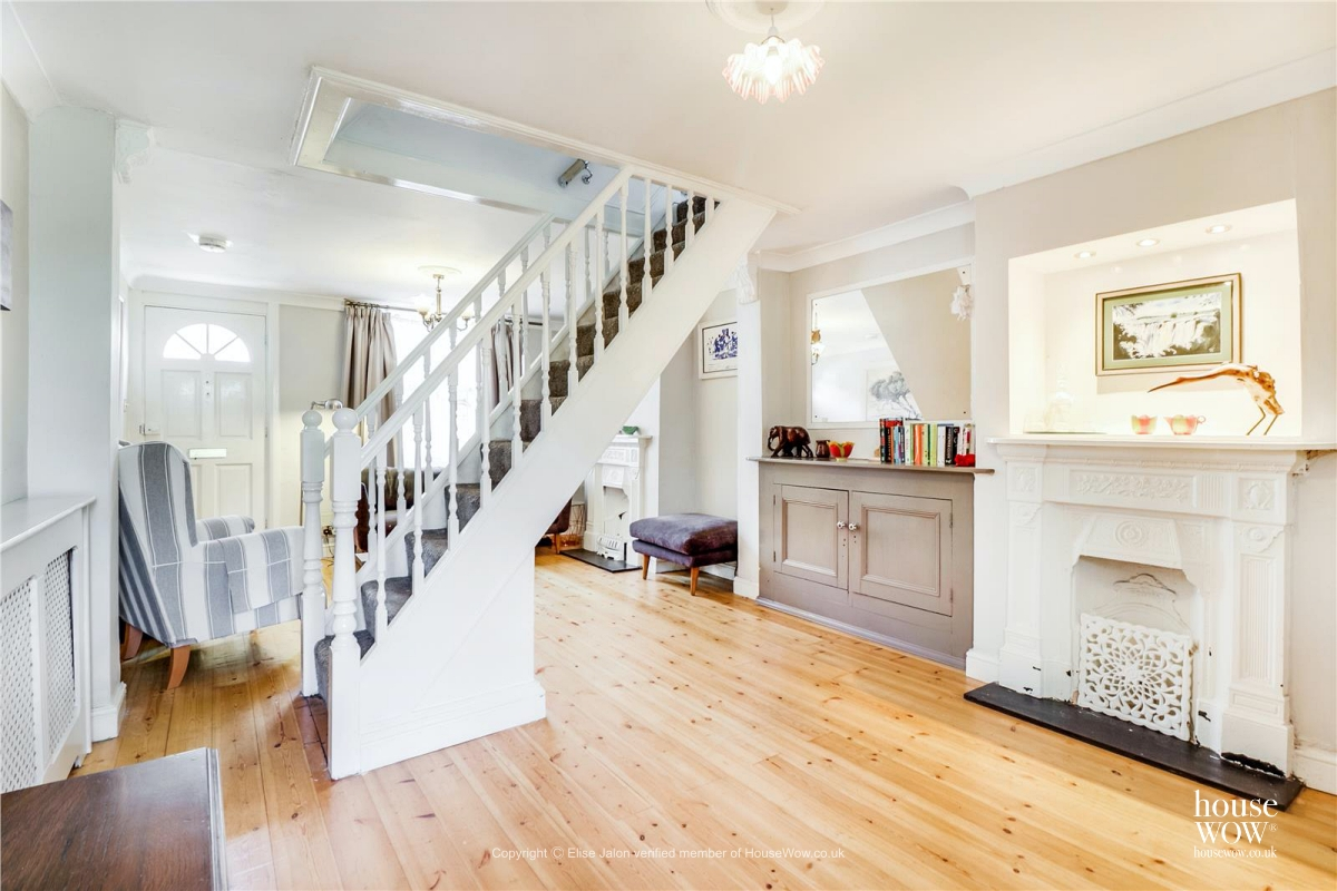 16 Open plan staircase styling