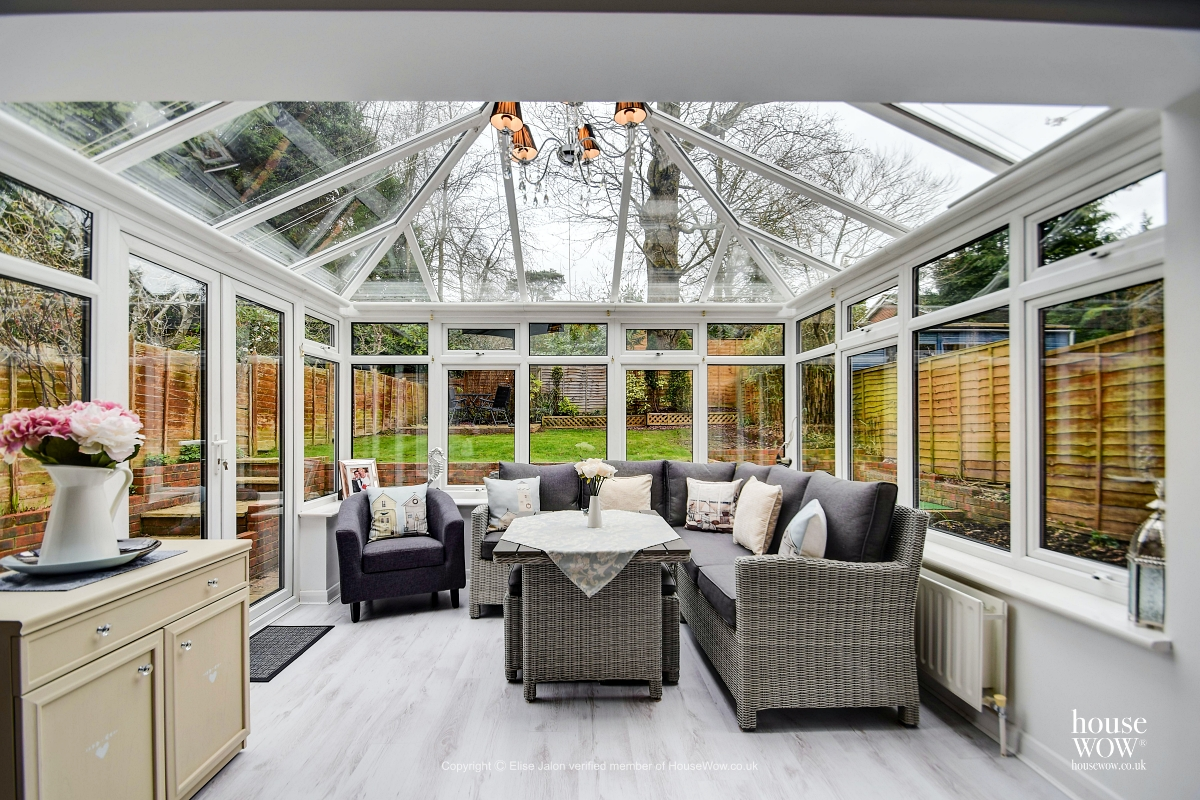 4 Styled conservatory based in Surrey