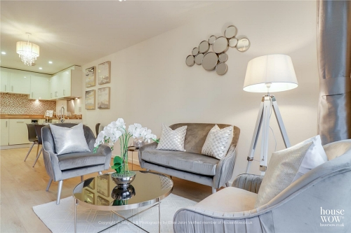 Home Staging in Berkshire Living Room
