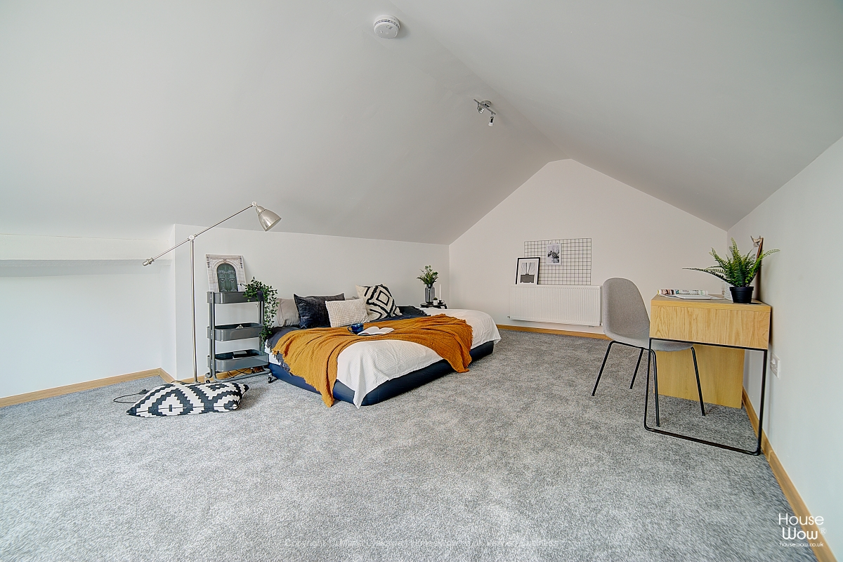 11 Loft Staging HMO Leeds