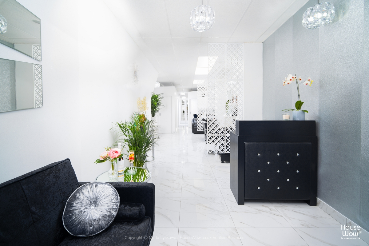 12 commercial interior styling beauty salon leeds
