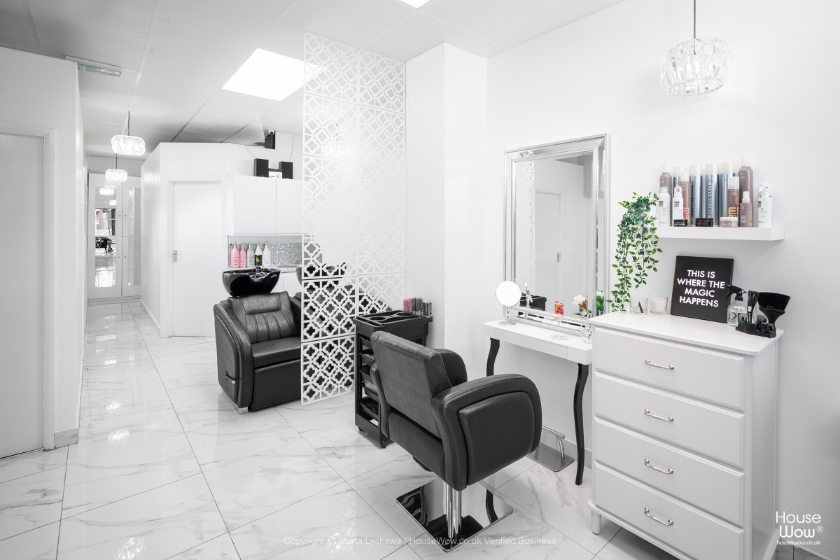13 commercial interior styling beauty salon leeds after