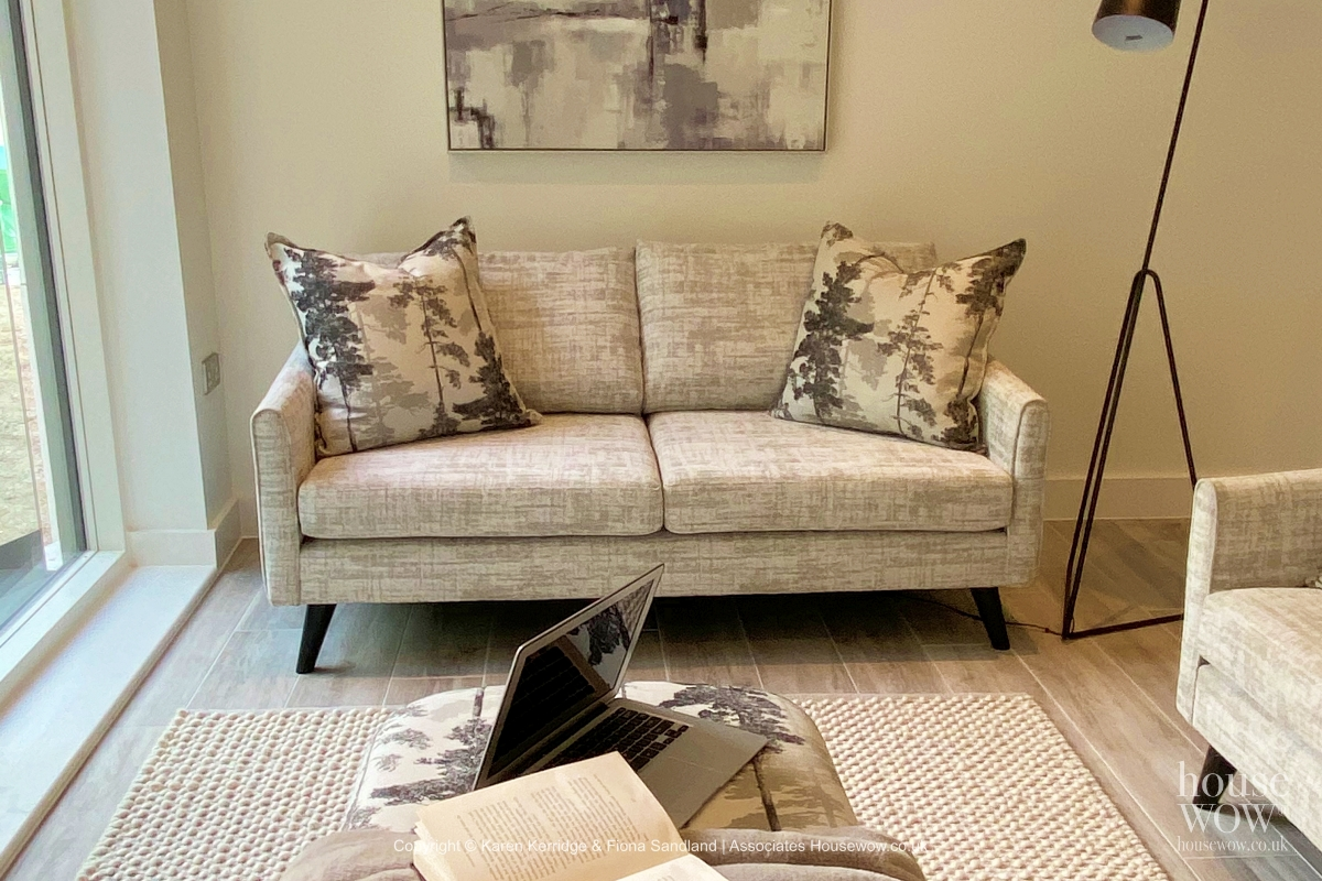 Home Staging in a snug