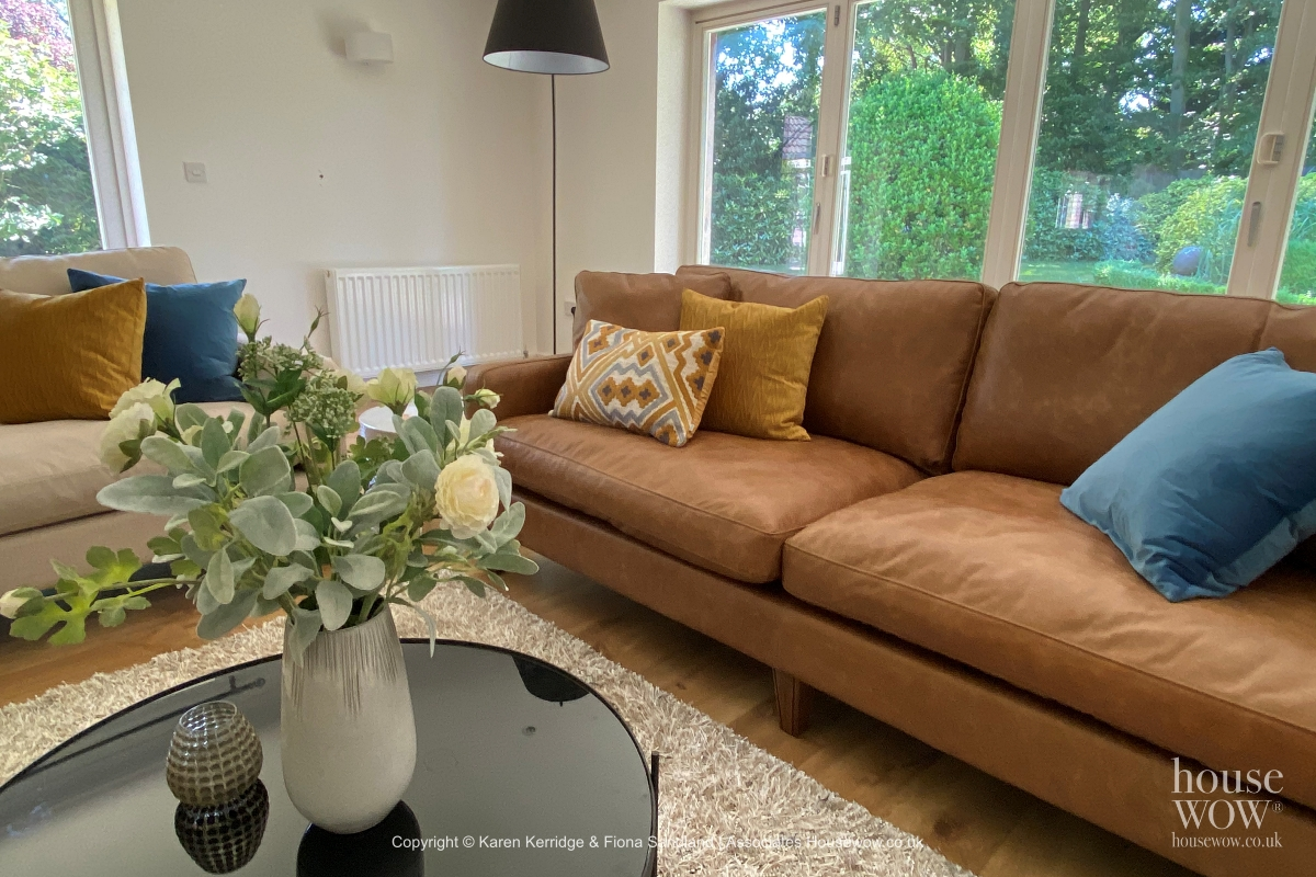 Cottage Home Staging