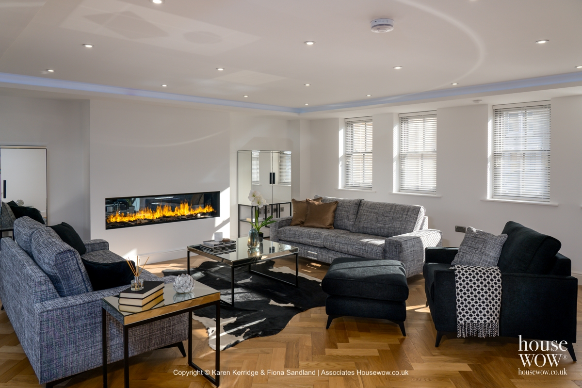 Property dressing and contemporary styling