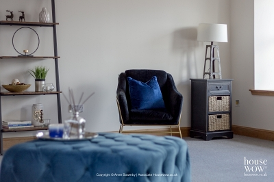 Anne Sowerby home staging services
