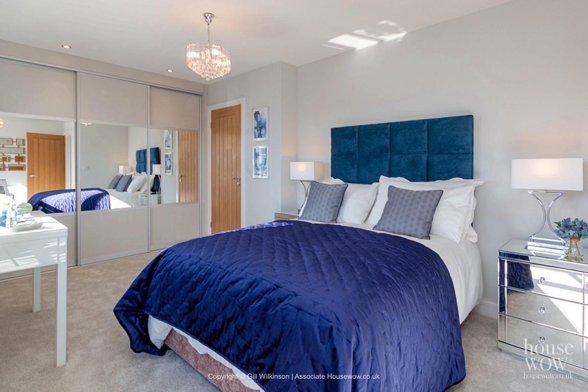 Bedrom Show Home Interior