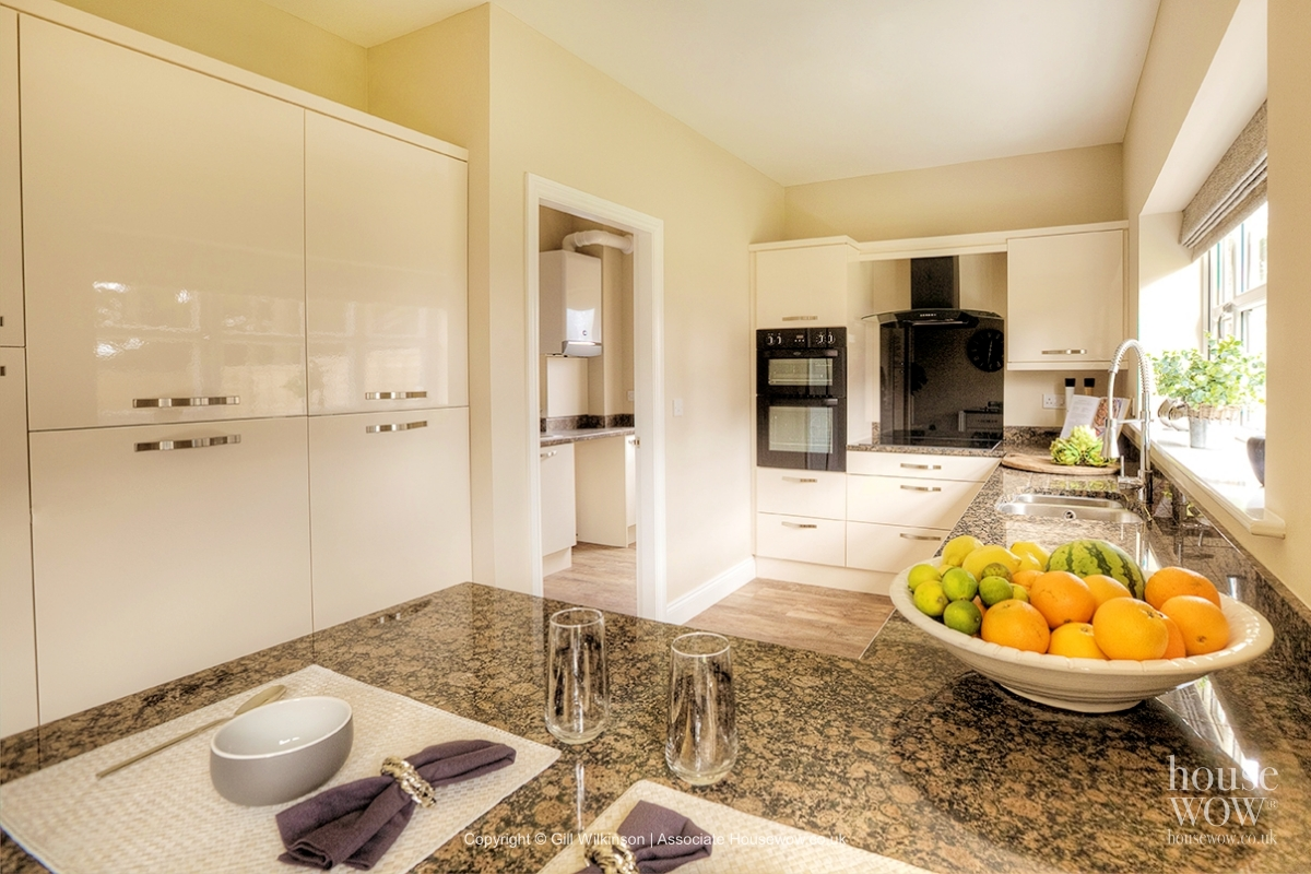 Kitchen Staging style
