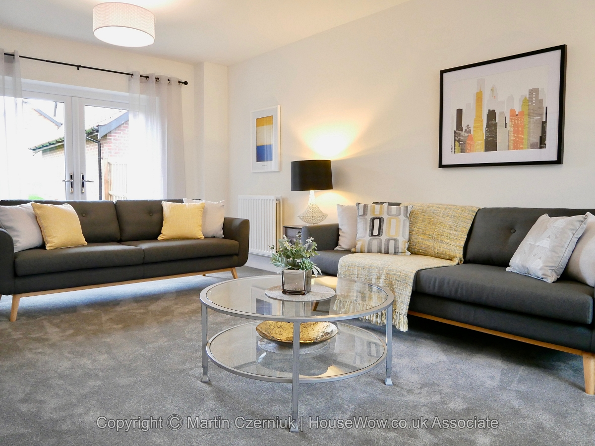 1 A Show Home Sitting Room