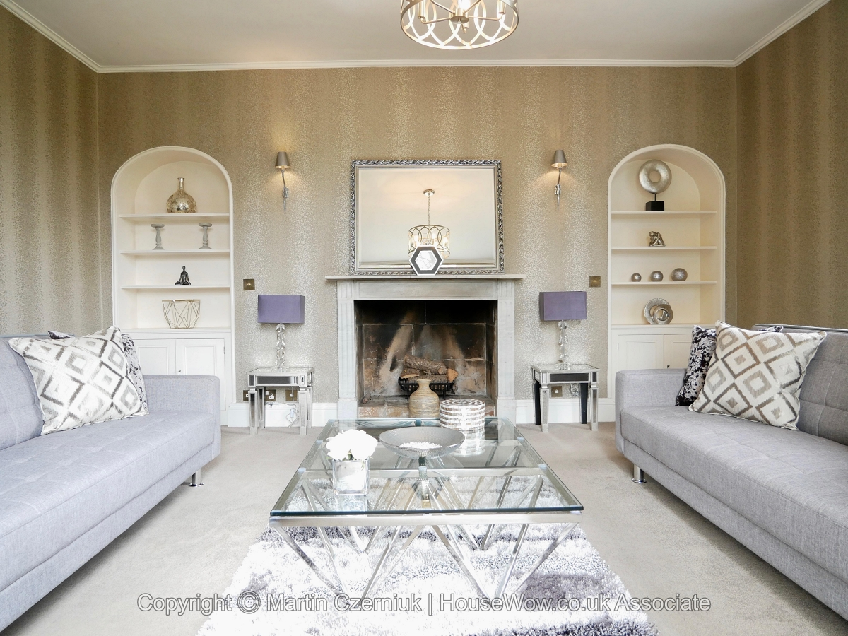 13 A Show Home Traditional Sitting Room