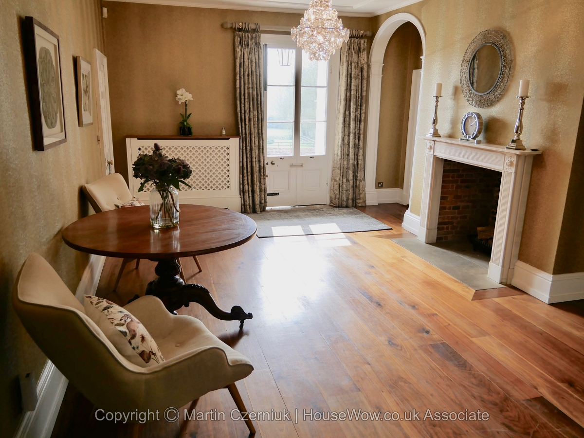 14 A Traditional Home Staging