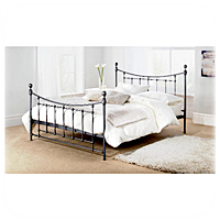 Bed Size image - A King size bedstead