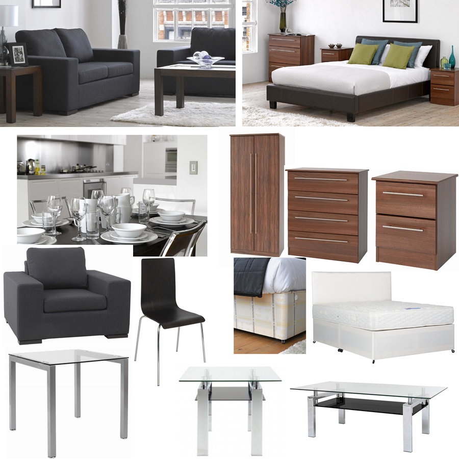 Furniture package contemporary prices for Furniture packages uk