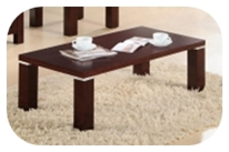 5. Coffee table wenge