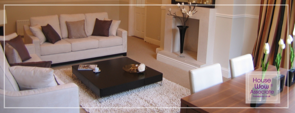 Property Home Staging and Styling Lounge Image