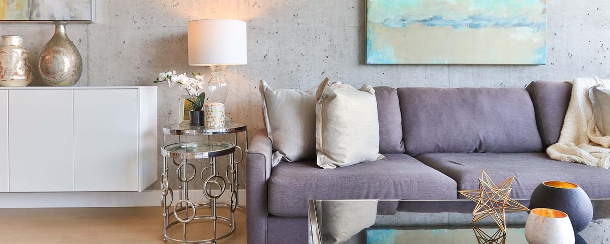 Property Styling Lounge Image