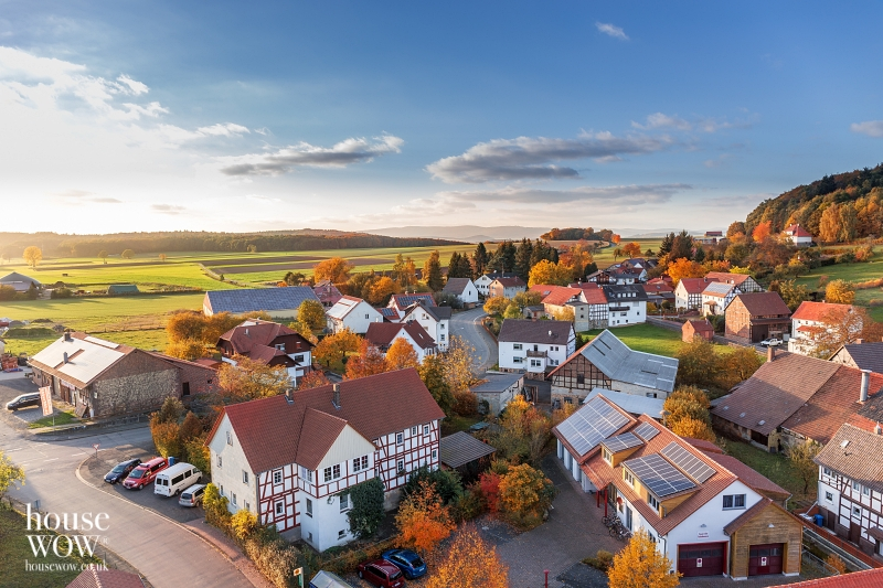 Property in a countryside region - Property market in 2021