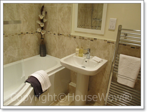 Show homes by housewow show home company for Show home bathrooms