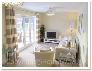 After the Show home finish by HouseWow!