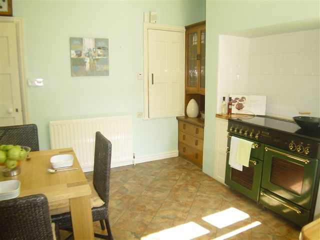 Show homes kitchen example