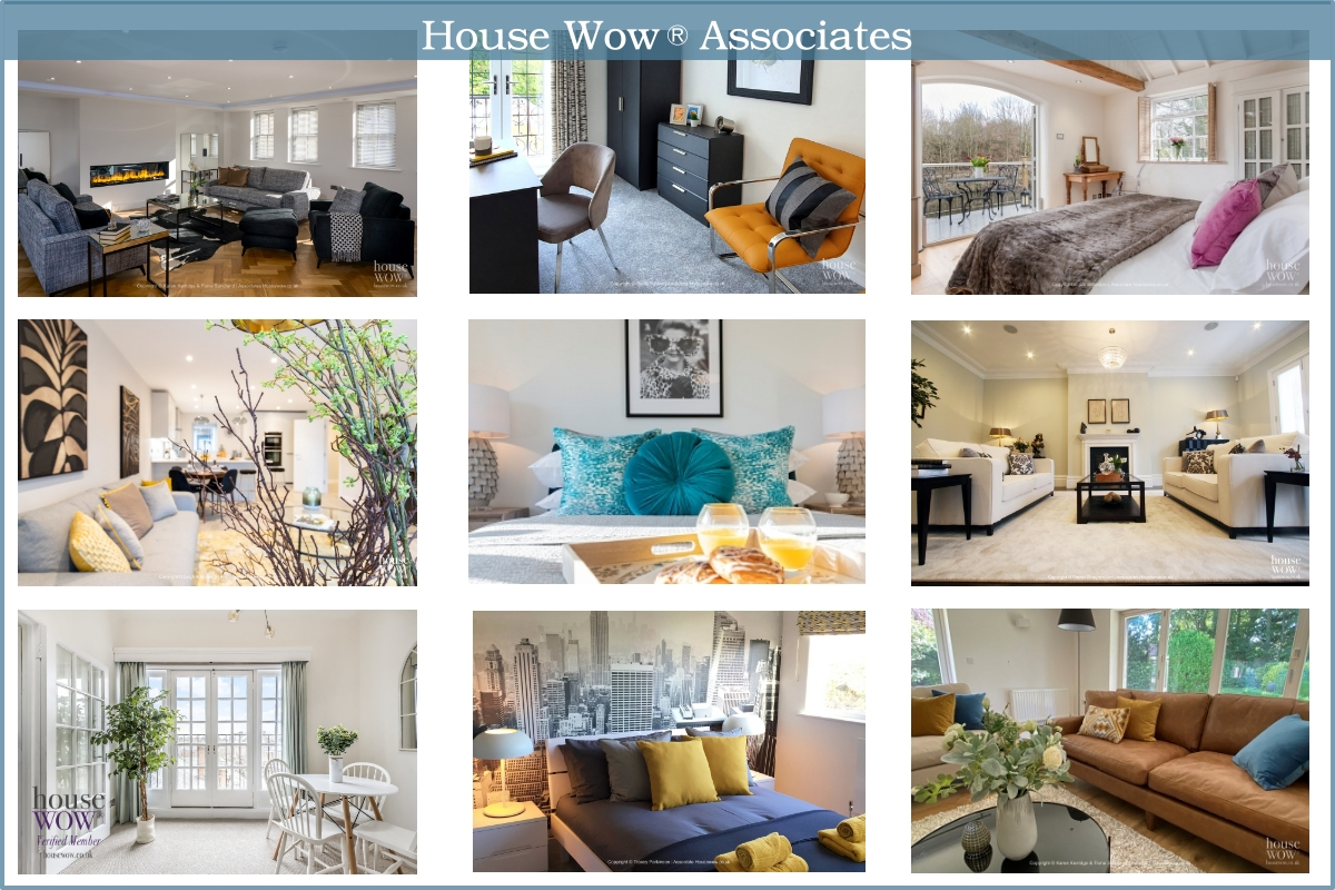 Show Homes and Home Staging examples